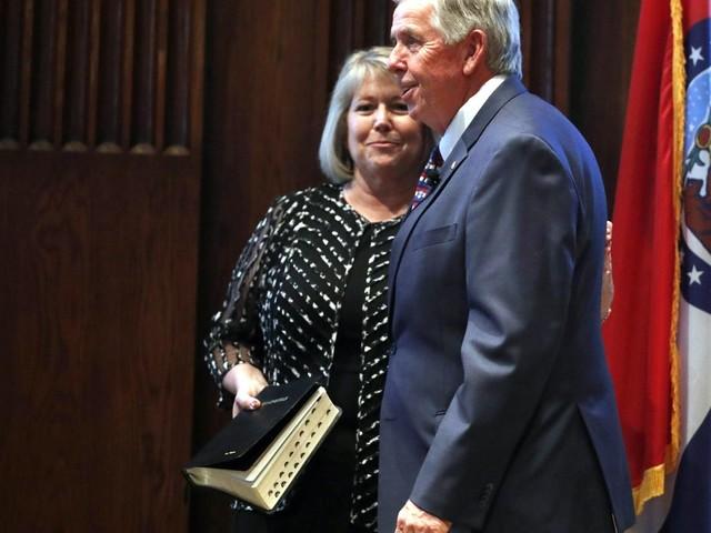 Missouri governor, opponent of mandatory masks, has COVID-19