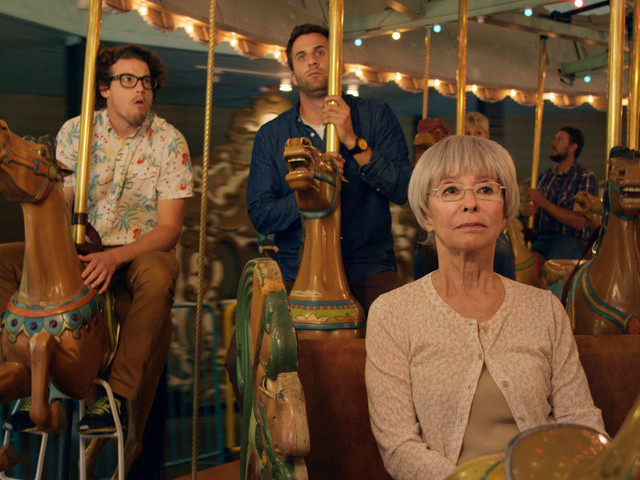 Ever-energetic Rita Moreno is the only memorable thing about comedy 'Remember Me'