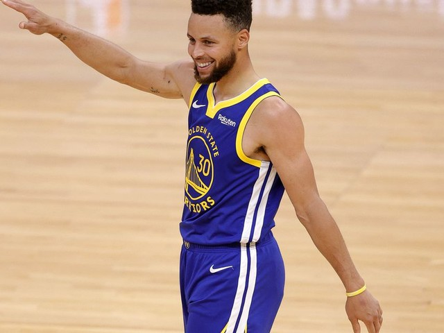 Is Steph Curry the Feel-Good Story of the Year?