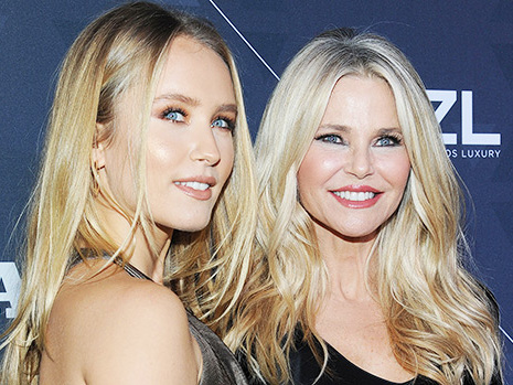 Sailor Brinkley-Cook Defends Mom Christie After Wendy Williams Claims She 'Faked' Injury: 'Insane'