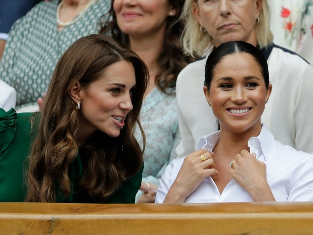 Kate Middleton Has Banned Meghan Markle From Prince Philip's Funeral