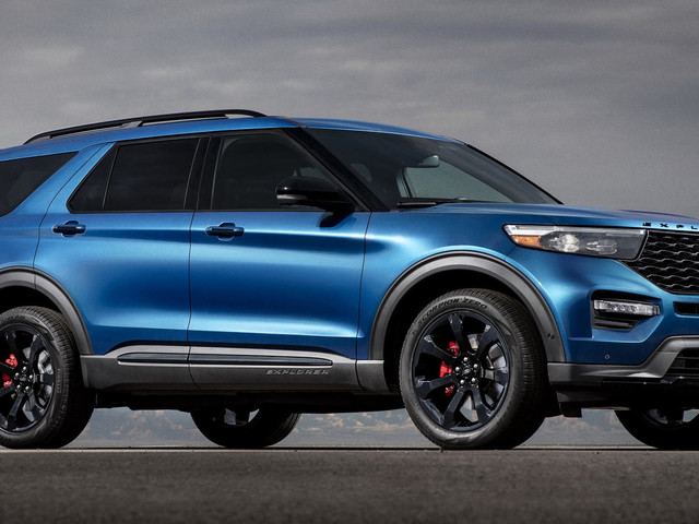 Ford Says Explorer ST Customers Aren't Interested In A V8
