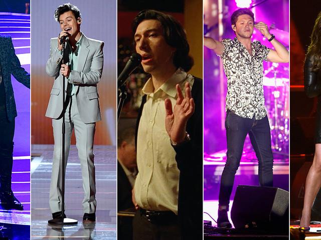 Our 5 Favorite Pop Music Moments of Week: Adam Lambert, Harry Styles, Adam Driver, Niall Horan, and Alanis Morissette