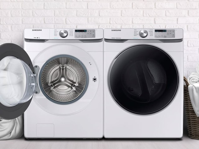 Samsung WF45R6100AW Washer Review