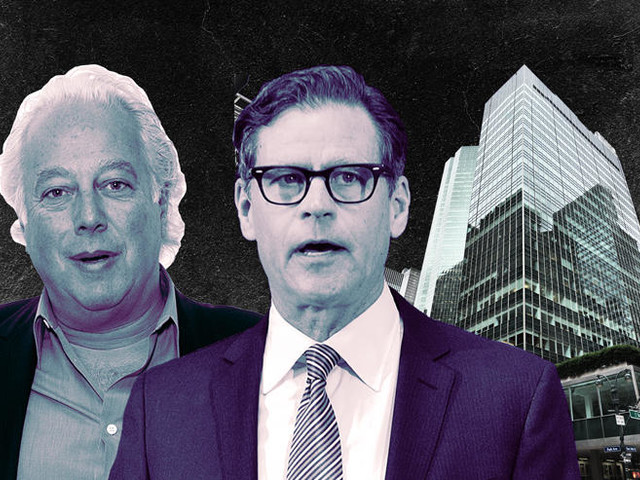 Aby Rosen's new landlords move to take control of Lever House