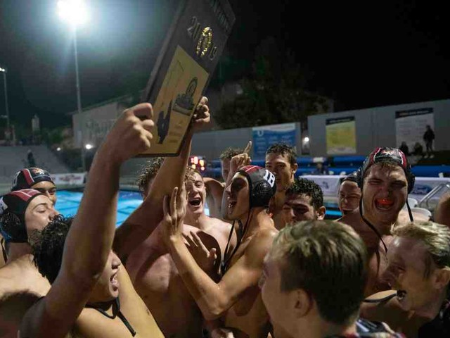 Harvard-Westlake rides defense to again beat Newport Harbor for Division 1 water polo title
