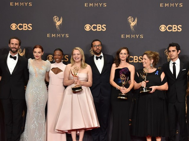 Hulu's Emmy wins mark its emergence as a major entertainment player