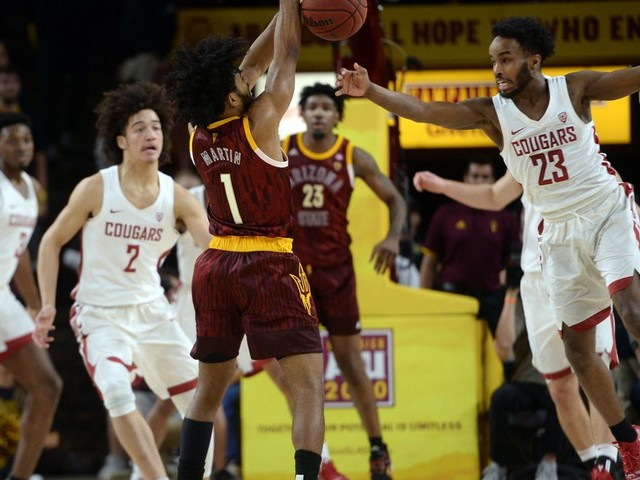 Bracketology 2019: A single-bid Pac-12 inches closer to reality