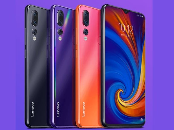 Lenovo Z5s With Snapdragon 710 SoC, Triple Rear Camera Setup Launched