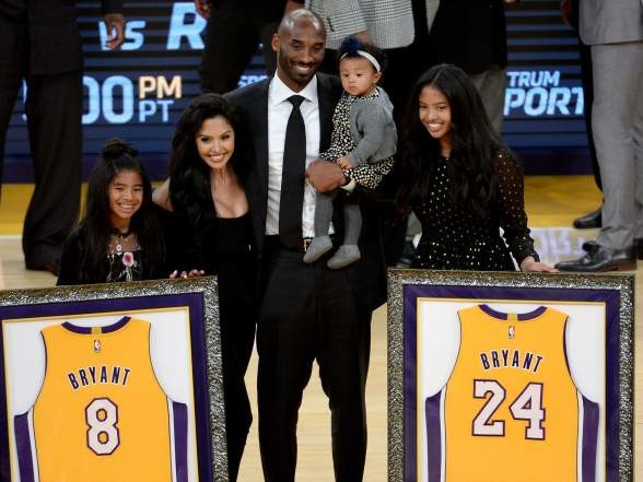 Kobe Bryant's Family: 5 Fast Facts You Need to Know