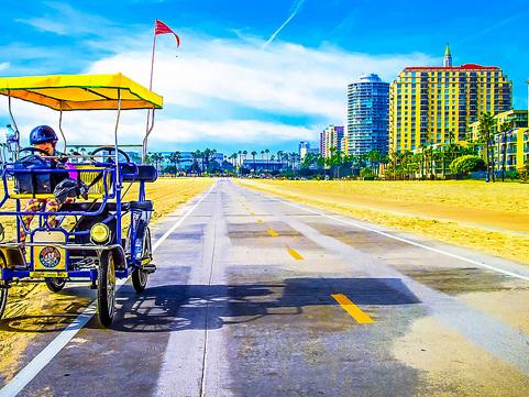 jetBlue – $226: Boston – Long Beach, California (and vice versa). Roundtrip, including all Taxes