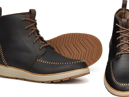 Men's Chaco Leather Boots JUST $45 at Sierra (Regularly $80)