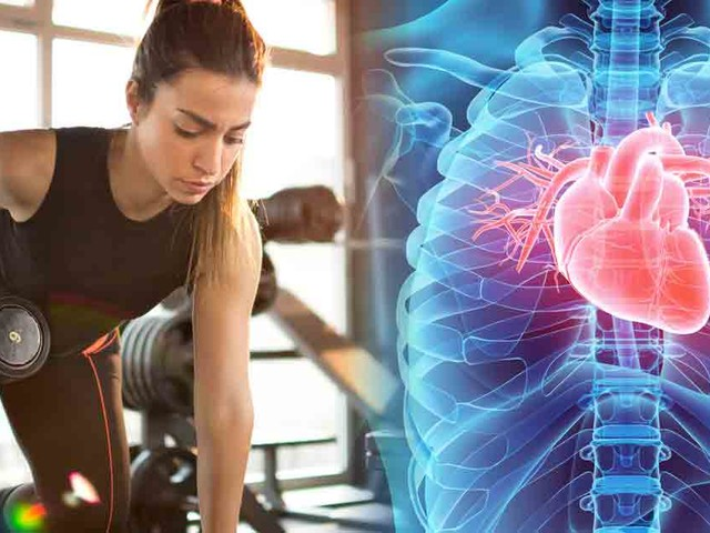 HIIT improves heart function for Type 2 diabetics