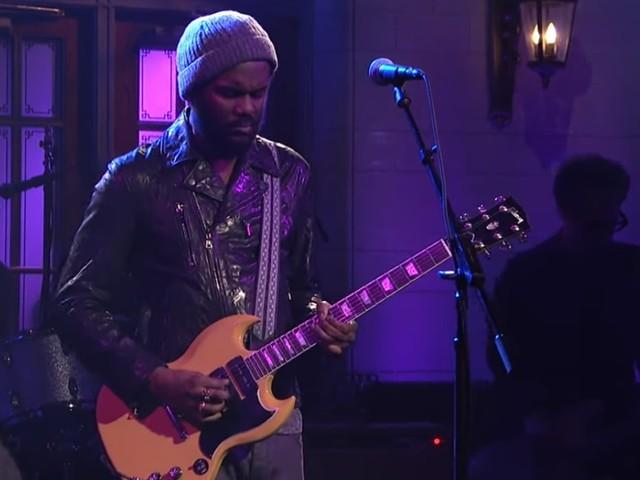 Gary Clark Jr. Appears On 'Saturday Night Live'