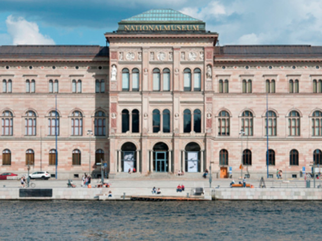 NEWS: Nationalmuseum Sweden to Reopen in October