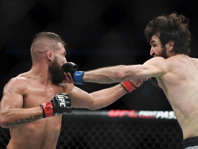 UFC Fight Night: Magomedshapirov vs. Kattar fight card