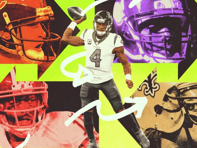 What Would a Trade for Deshaun Watson Even Look Like?