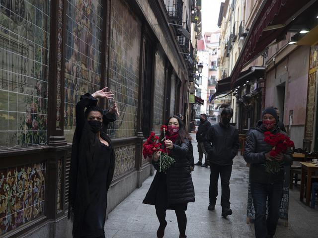 Famed Madrid flamenco venue closes amid virus restrictions