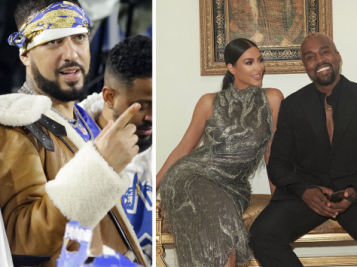 Kim Rushes To Kanye's Defense After He Alludes To R.Kelly's Art Being Unfairly Muted + French Montana Backtracks On His R.Kelly Comments