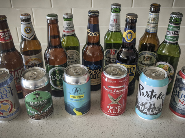 Taste Test: 15 Non-Alcoholic Beers to Get You Through 'Dry January'