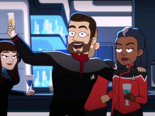 Comic-Con beams up trailers for Star Trek: Lower Decks season 2, new animated series Star Trek: Prodigy