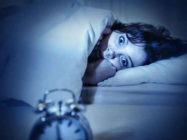 Yes, Your Daily Stress Can Haunt Your Dreams