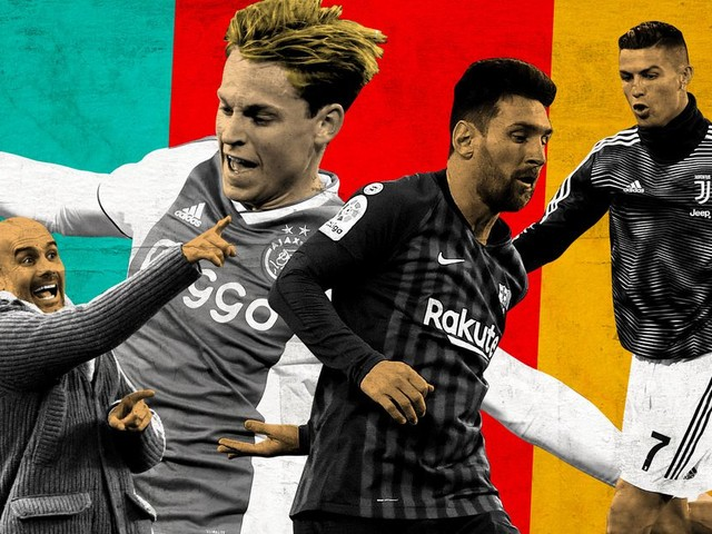 Ajax vs. CR7, Pep vs. Poch, Messi vs. His Legacy, and the Best Matchups of the Champions League Quarterfinals