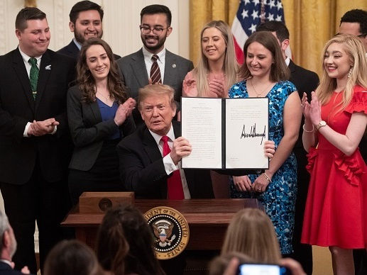 Trump's free speech executive order protects only those on the right of the political spectrum (opinion)