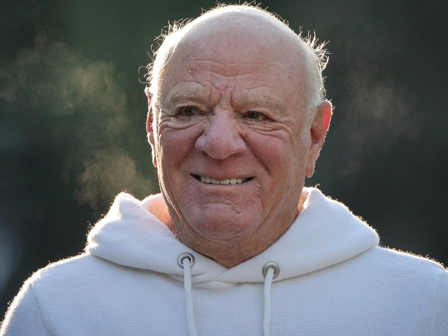 Barry Diller on Scott Rudin: 'I would hope he would find a way … to reenter the business'