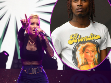Iggy Azalea Is Allegedly 6-Months Pregnant With Playboi Carti's Baby, But Her Tweets Seemingly Rap A Different Tune