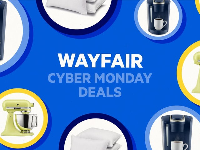Wayfair's Cyber Monday sale includes discounts of up to 80% across the entire site — here are the best deals