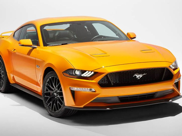 Mustang GT Gets Supercharged To 700 HP By Ford Performance And Roush