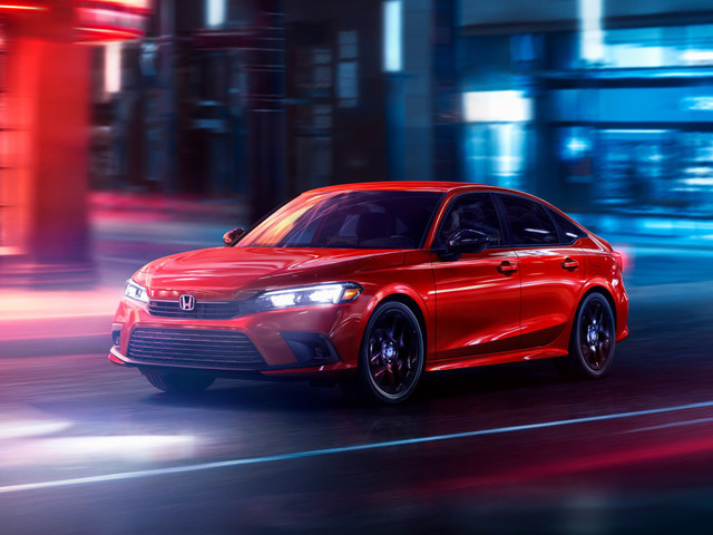 Start Up the All-New 2022 Honda Civic at ComplexLand