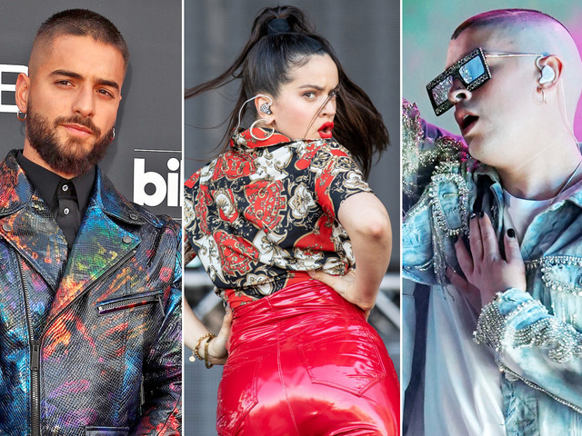 5 top Latin artists heating up the charts in 2019