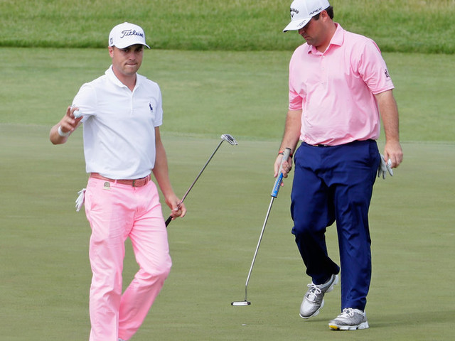 On the Runway: The 2017 U.S. Open Winners: Brooks Koepka and 'Millennial Pink'