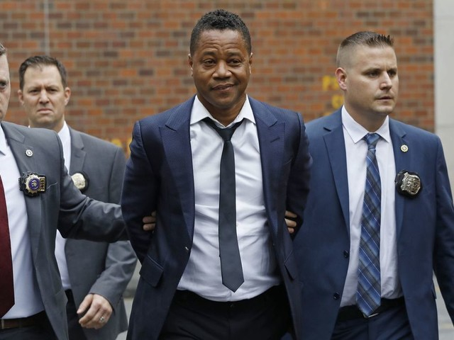 Cuba Gooding Jr.'s attorney says groping accuser was 'stalking' the actor