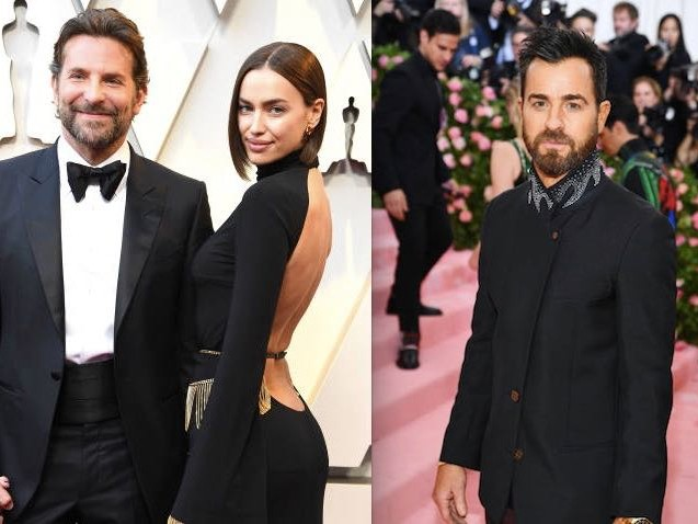 Irina Shayk Moving On From Bradley Cooper With Justin Theroux?