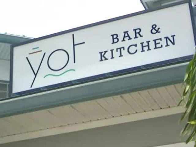 Taste Of The Town: YOT Bar & Kitchen Offers Stepped Up American Dishes With The Emphasis On Fresh Seafood