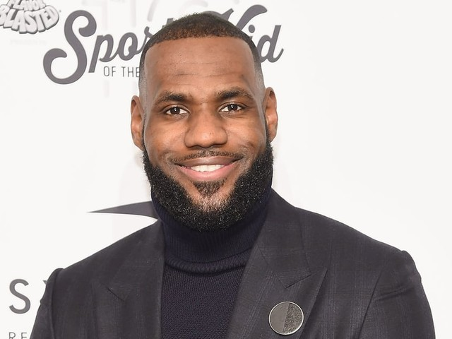 LeBron James Sends Taco Truck to Firefighters After Wildfires Force His Family to Evacuate
