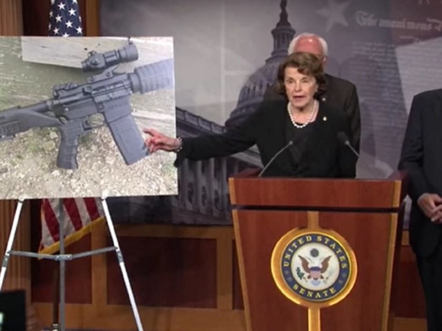 Senate duel: Dems introduce bill to restrict gun rights; GOP introduces bill to expand them