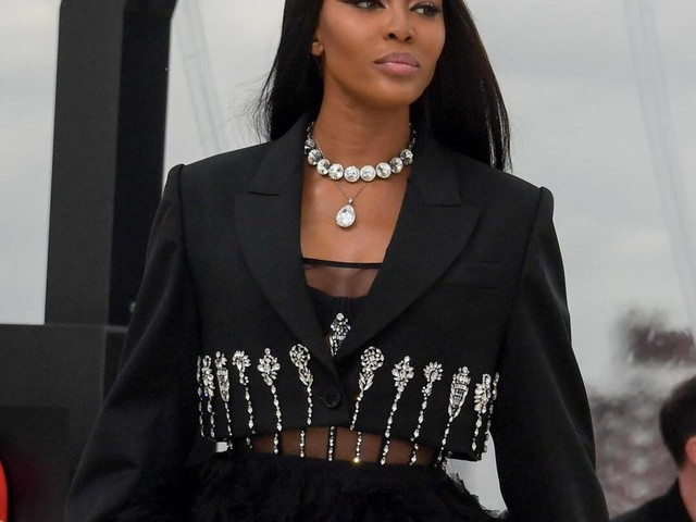 How Naomi Campbell Felt Returning to Alexander McQueen Runway for First Time Since Designer's Death