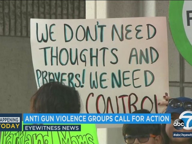 Gun control rally to be held in DTLA in wake of Florida school shooting