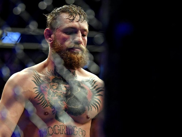 McGregor reveals injury, strategy that led to his UFC 229 loss