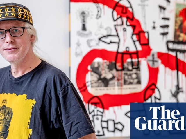 'We were all a little bit punk': Haring, Basquiat and the art that defined 80s New York