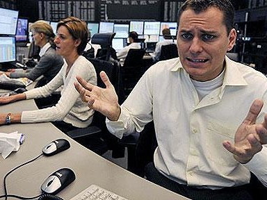 Meltdown: Stocks Tumble, Yields Crater As Coronapanic Infects Traders