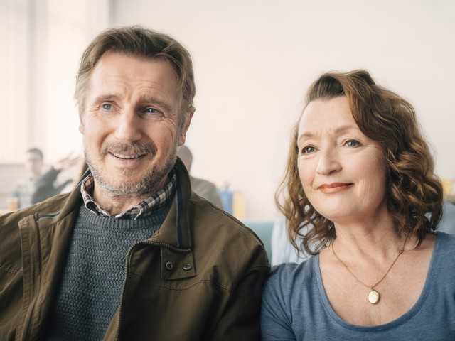 Bloomberg's Spending, Andy in the Archives, Modern Takes on 'Dracula' and 'Frankenstein,' Liam Neeson and Lesley Manville, Caregiving, Basketball in New York