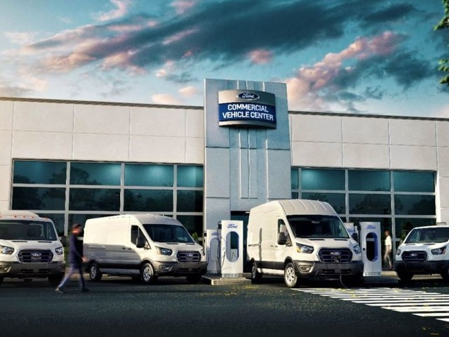 Ford Opens E-Transit Registration Site, Releases New Targeted MSRP As Top Fleet Customers Line Up For All-Electric Van