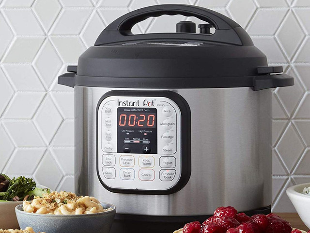 The best-selling Instant Pot on Amazon just got a deep discount one last time in 2019