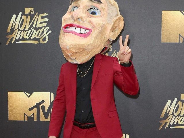 See the Most Daring MTV Movie & TV Awards Red Carpet Looks of All Time