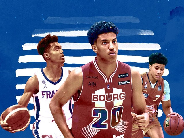 France basketball's next wave could be a golden generation